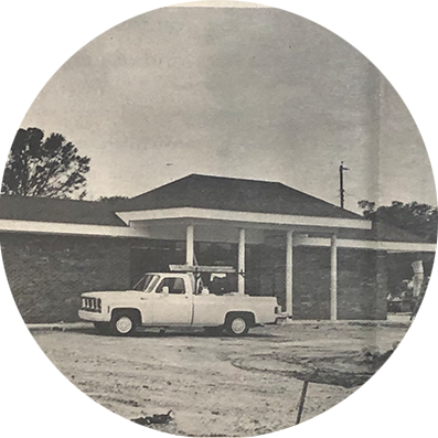 1973 Branching into Desoto County