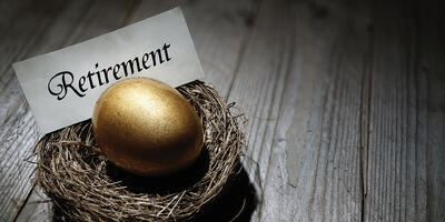 Save as much as you can for your retirement nest egg.